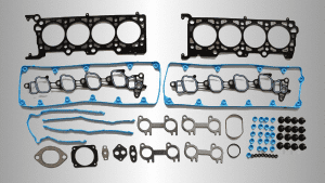 Замена прокладок и сальников двигателя автомобиля