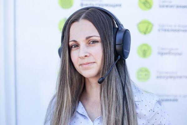 Оксана Свирилина